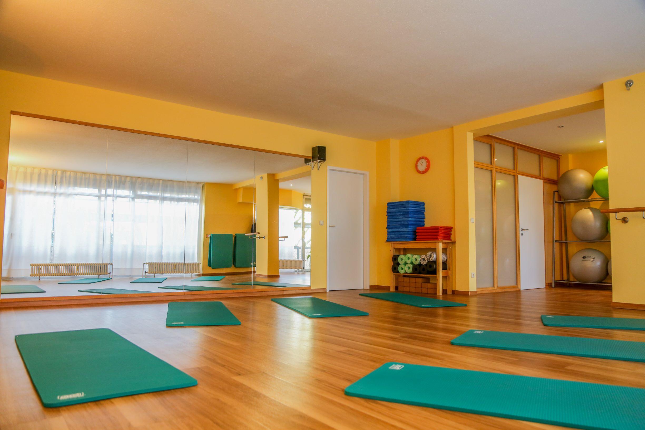 Der neue Trainingsraum, Gesundheitstraining Inka Liegmann, Köln-Weiden