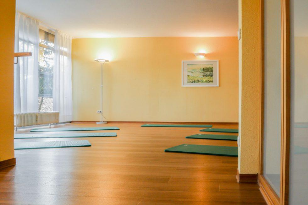 Trainingsraum, Gesundheitstraining Inka Liegmann, Köln-Weiden